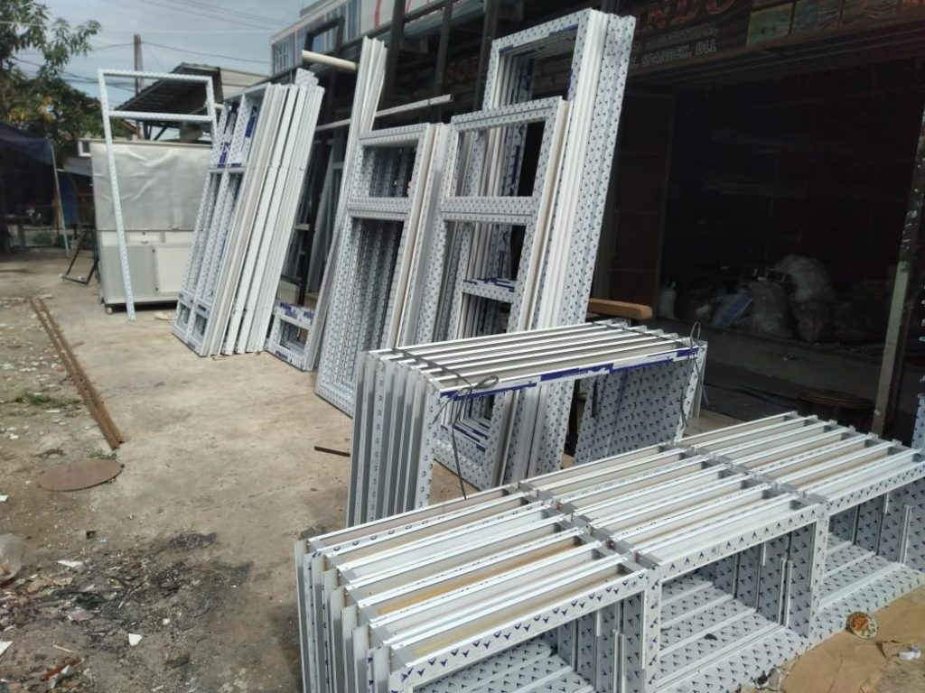 Kusen Aluminium Cikarang