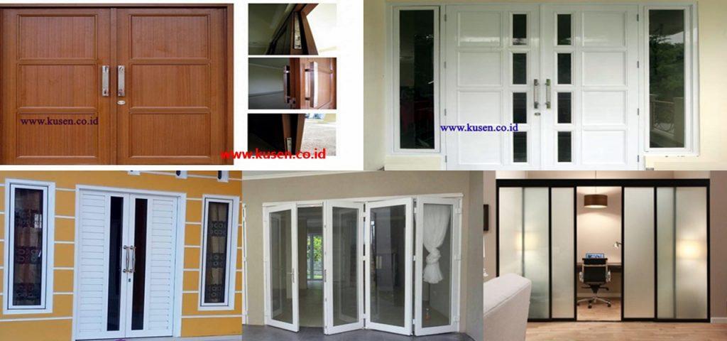 Pintu Alumunium Bergaransi