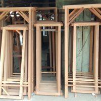 Jenis Kayu Untuk Kusen Pintu dan Jendela