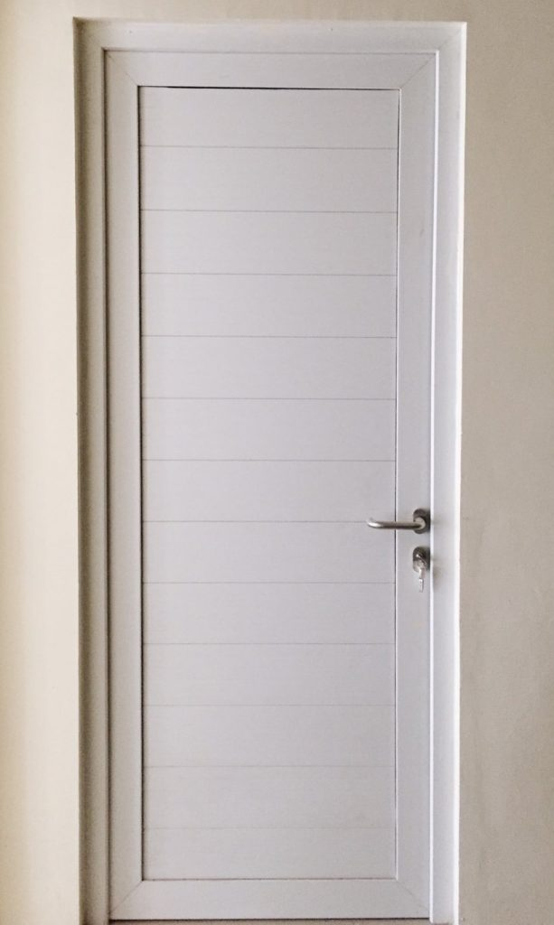 Jual Pintu Alumunium Kamar Mandi