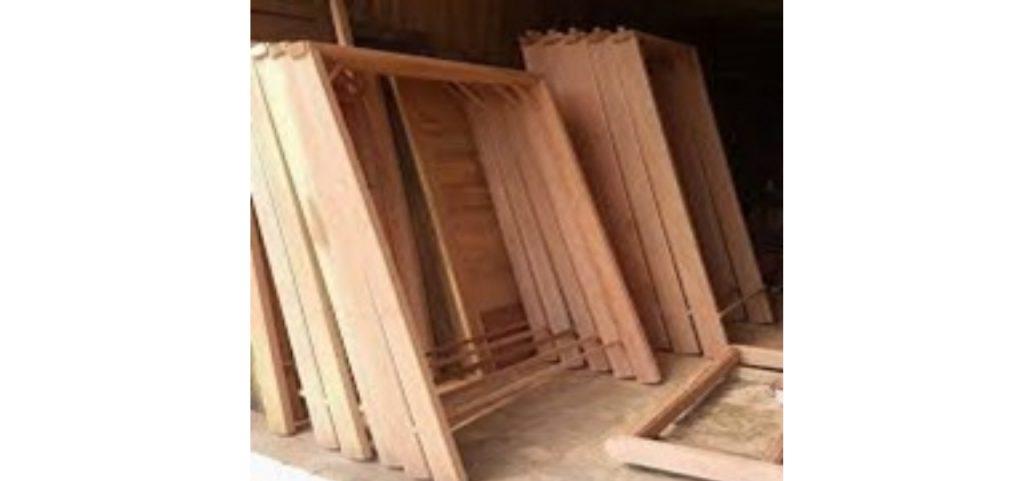 kusen kayu